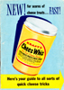 New! Cheez Whiz