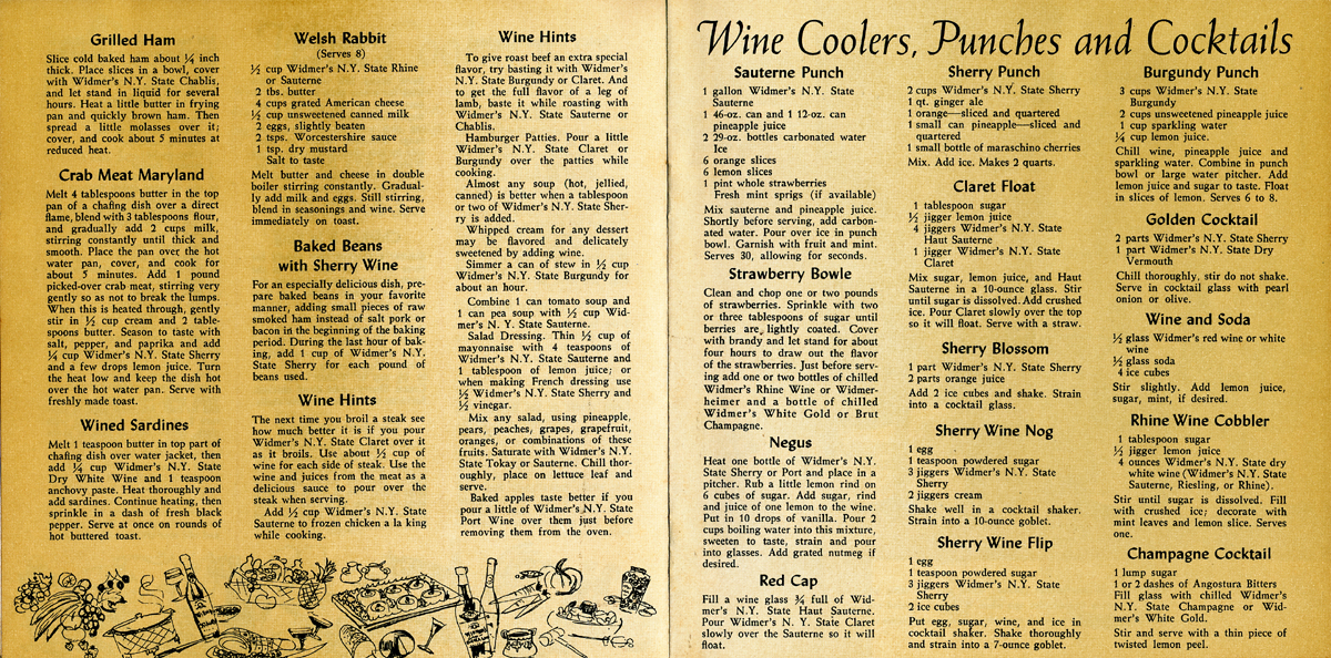 Wine Manners Pages 6-7