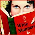 Wine Manners - Widmer's Wine Cellar