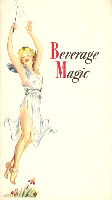 Beverage Magic Front Cover