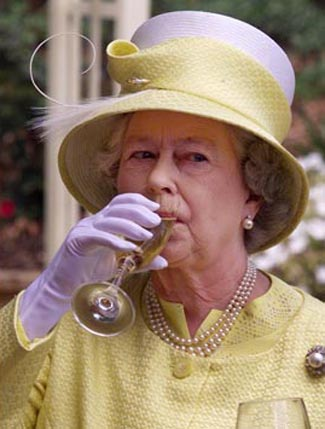 Queen Elizabeth II - Happy Jubilee Liz!