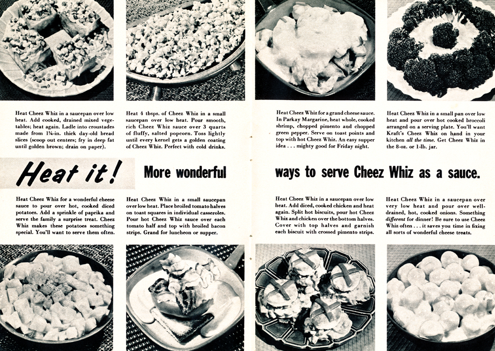 New! Cheez Whiz Pages 10-11