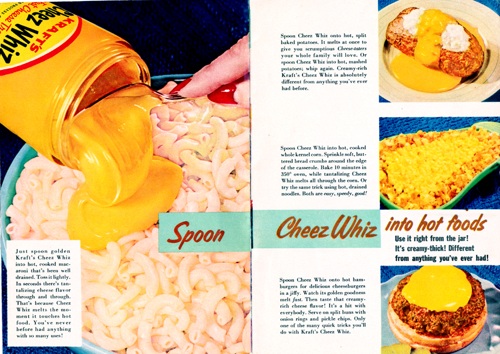 Cheez Whiz Pages 4-5