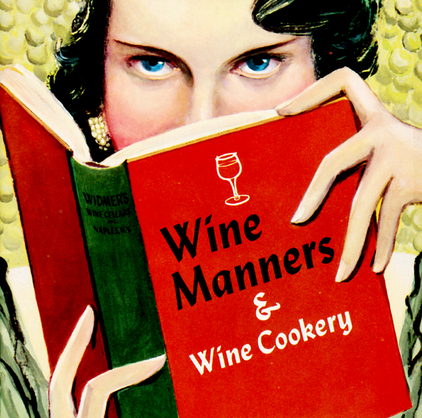 Wine Manners Front Cover