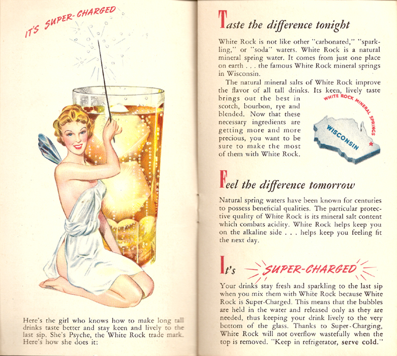 Beverage Magic Pages 2-3