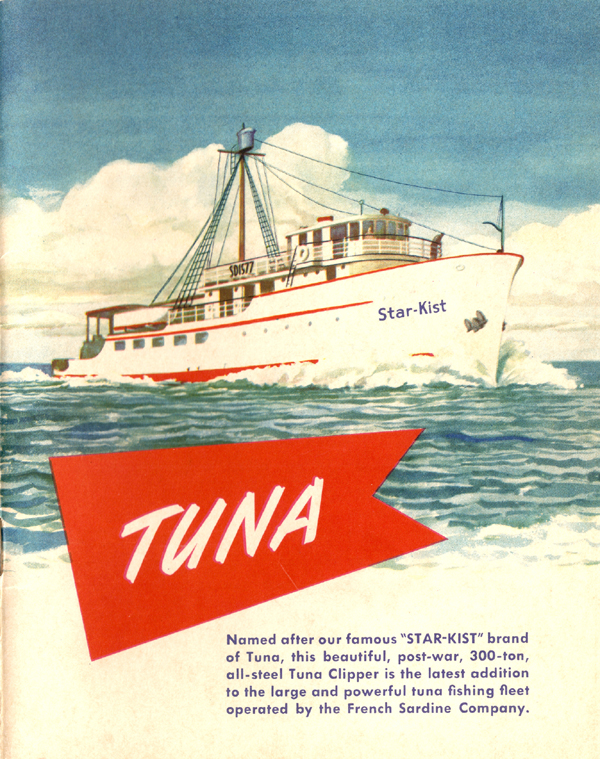 TUNA - Starkist - Front Cover