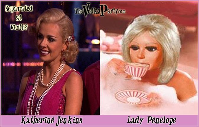 Lady Penelope - Katherine Jenkins