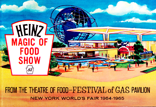 Heinz Magic of Food Show - Front Cover